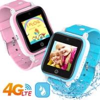 【IS愛思】CW-10 4G LTE定位防水視訊兒童智慧手錶