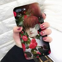 Handsome also BTS iphone universal TPU phone case for Apple iphone 8 7 6 6S plus X XS MAX XR 5S se a