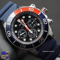 นาฬิกาข้อมือ SEIKO Prospex Padi Solar Special Edition รุ่น SSC663P รับประกันบริษัท ไซโก ประเทศไทย เป็นเวลา 1 ปี