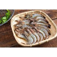 【龍江小舖】頂級海產-急速活凍草蝦(5P;8P;12P) //3種規格 燒烤 火鍋 串燒 越南 馬來西亞