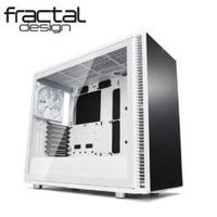瑞典Fractal Design Define S2 TG 玻璃透側電腦機殼(顯卡直立/模組化/ATX/極光白)-FDDEF-S2-WT-TGC