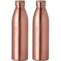 Two Copper water Bottles