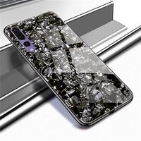 Conch Shell Tempered Glass Case For Honor 7A Pro 7C Mate 10 Lite Nova 3i 2i for huawei P20 Lite Pro