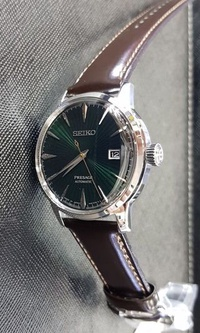 Brand New SEIKO Presage SRPD37J Cocktail Time Automatic Dress Watch Made In Japan SRPD37