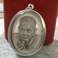 Ajahn klang seng lp thuad locket