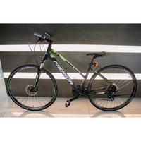 【台中青蘋果3C】美利達 MERIDA CROSSWAY100 (LADY) 46CM 平麗黑 腳踏車#20057
