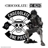 香港限定 CHOCOOLATE X ONE PIECE 海賊王 魯夫 路飛 喬巴 七龍珠 悟空 悟飯
