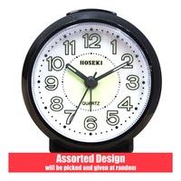 Hoseki Alarm Clock - Round