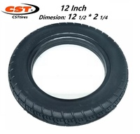 Fiido * DYU * AM Tempo 12 Inch Tires