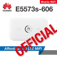 Huawei E5573s-606 E5573 Mobile WiFi Mifi Router 4G & Portable Black