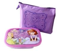 蘇菲亞SF不鏽鋼樂扣餐盤+餐盤袋8806365042004韓國進口