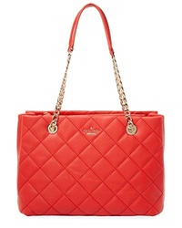 Kate Spade New York Emerson Place Allis Quilted Leather Shoulder Bag , Hibiscus Red