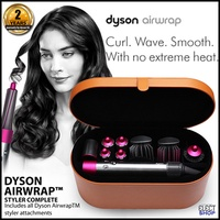 [QUUBE EXCLUSIVE] Dyson Airwrap™ Styler Complete / Includes all attachments / 2 Years Warranty