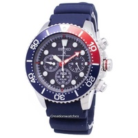 Seiko Seiko Prospex Padi Special Edition 200M Men's Blue Silicone Strap Watch SSC663P1