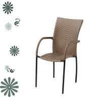 雙面籐椅.庭院家具