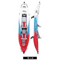 Aqua Marina 樂划 VT K2鬥魚 雙人獨木舟進階款 VT-412 2019新款 SUP獨木舟充氣式立槳槳板