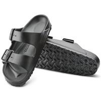 宜蘭勃肯 BIRKENSTOCK 防水EVA膠鞋 ARIZONA 兩條 鐵灰