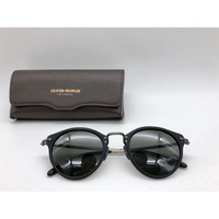 Oliver Peoples OP-505 黑銀 OV5184 太陽眼鏡 墨鏡 官方購入 47