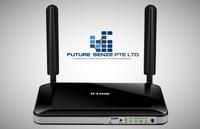 4G LTE Router DWR‑921 Sim card Router