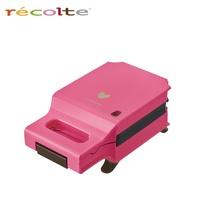 recolte 麗克特 RPS-1 格子三明治機 / Quilt 熱壓吐司機 (愛心限定款)