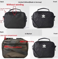 Adidas 3D Mini Airliner Bag