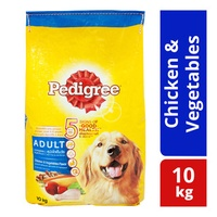 Pedigree Adult Dog Dry Food - Chicken & Vegetables