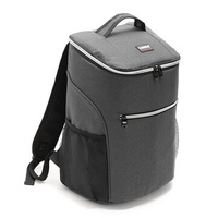 20L Picnic Insulated Cooling Backpack Ice Cooler Bag Lunch Box Food Container Pouch Outdoor Camping BBQ