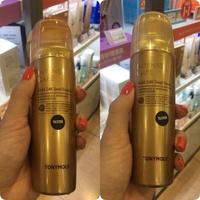 TONYMOLY 24K黃金蝸牛全效保濕修護化妝水乳液 140ml