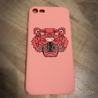 Iphone6 手機殼kenzo粉