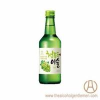 Jinro Chamisul Green Grape Soju 360ml