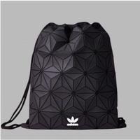 Adidas 3D Mesh Issey Miyake Drawstring Bag Gym Sack