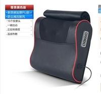 按摩枕頸椎按摩器多功能頸部腰部肩部按摩墊電動枕頭家用全身 220v   LX 居家