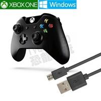 微軟 XBOX ONE S 原廠藍牙無線控制器附USB線 無線 有線 手把 PC XBOXONE 黑色 公司貨