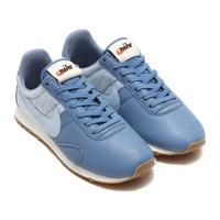 爆款Nike W Pre Montreal Racer VNTG TXT 淺藍 皮革 慢跑 833865-400