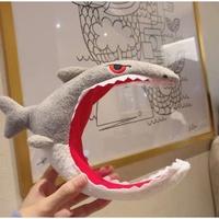 《H.studio》恐龍鯊魚髮箍