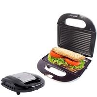 Sandwich Maker Panini Press Grill Detachable Non-stick Coating Table Grill