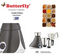 Butterfly Matchless 750-Watt Mixer Grinder with 4 Jars  ( 2 YEAR WARRANTY )
