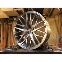 Porsche NEW Macan 保時捷 20吋 21吋 22吋 5孔112 全鍛造鋁圈 輪框 輪圈 前後配 輕量化