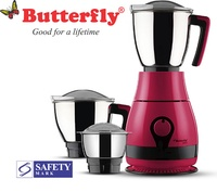 ★ 2 YEAR WARRANTY ★ BUTTERFLY 4 IN 1  BLENDER MIXER GRINDER FROM INDIA ( SAFETY MARK )