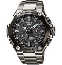 (CASIO G-SHOCK) Casio G-Shock MR-G GPS Atomic Solar Hybrid MRG-G1000 MRGG1000D-1A-MRGG1000D-1A
