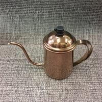 JUNIOR布雷克玫瑰金滴漏壺0.45L/咖啡沖壺/細口壺