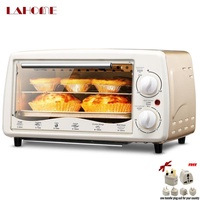 DonLim DL-K12 Multi-function Electric Oven Home Baking Small Oven Temperature Control Cake Mini Oven