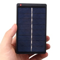1W 4V 115*68*26mm Solar Panel Charging Box Kit Built-in IC For Power Supply