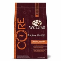 Wellness CORE Original Dry Dog Food, 24lb