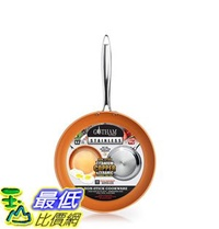 [8美國直購] 不沾鍋 Gotham Steel Premium Triple Ply Reinforced Stainless Steel Frying Pan 8.5吋