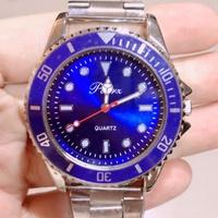 水鬼手錶藍色黑色黑紅撞色喜歡特威斯可以參考
