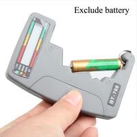 BT-768 LCD Battery Tester Universal For testing 9V 1.5V C AA AAA D