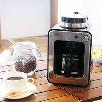 日本Siroca Crossline 全自動研磨咖啡機 STC-401
