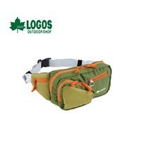 [現貨]LOGOS 日本 HIPBAG腰包 綠/88250120/斜背包/腰包/休閒背包/小包