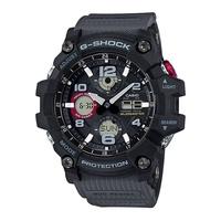 Casio G-Shock GSG-100-1A8 Mudmaster Solar Wrist Watch Black And Grey For Men